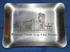 Perpetual-Federal-Savings-amp-Loan-Association-Advertising-Ashtray