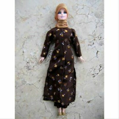 Fulla Doll Clothes Muslim Doll Clothes Handmade Islamic Doll Clothes Hijab