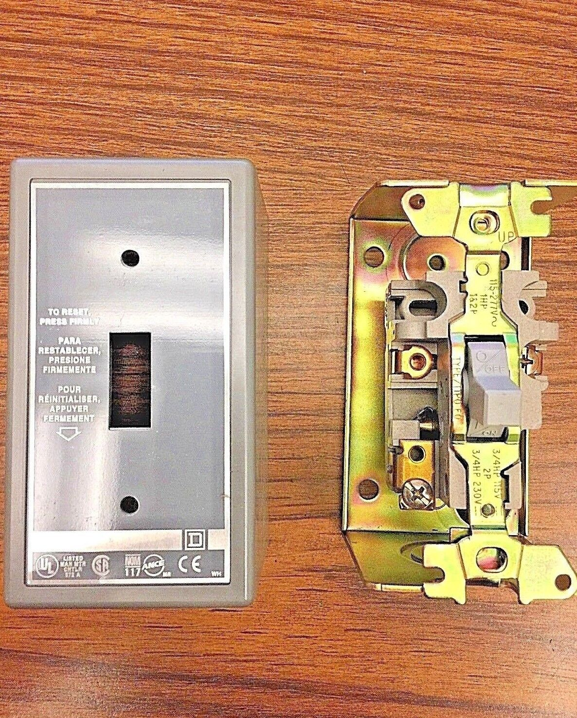 Square D 2510FG2 Industrial Control System for sale online