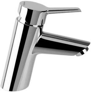 Rubinetto miscelatore per lavabo bagno Pin cromo di Palazzani senza ...