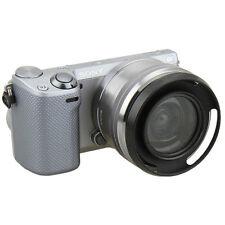 "Metal Screw-in Hood for Sony E-mount 16-50mm f/3.5-5.6 OSS Alpha Lens ""US Ship"""
