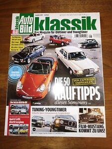 Auto Bild Klassik Ausgabe 8 / 2017 Das Magazin für Oldtimer & Youngtimer - Mannheim, Deutschland - Auto Bild Klassik Ausgabe 8 / 2017 Das Magazin für Oldtimer & Youngtimer - Mannheim, Deutschland
