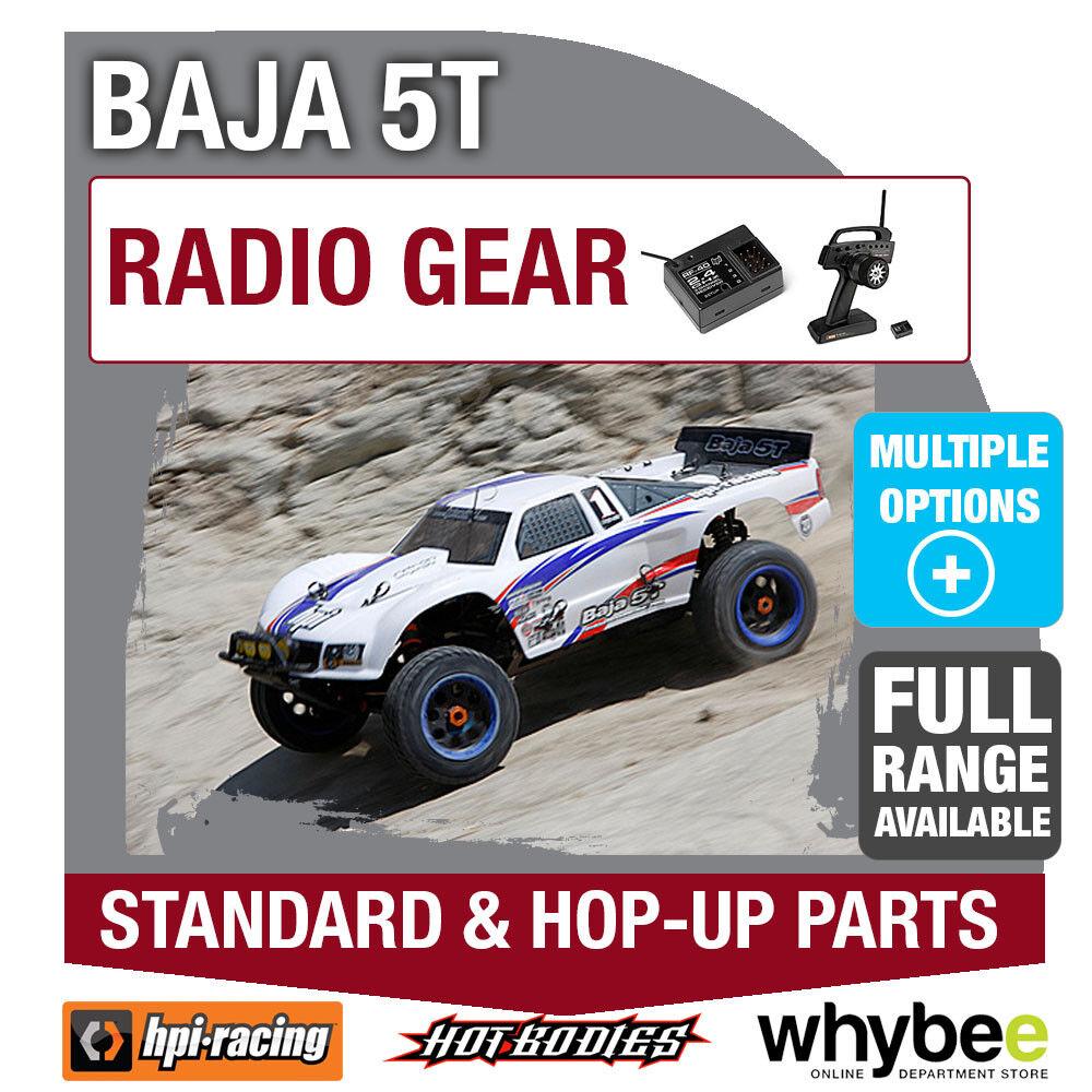 Hpi baja 5t [radio gang] echte hpi hpi hpi - r   c standard & spring rauf teile  0ff500