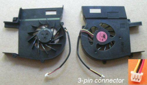 Sony VAIO VENTOLA VGN-CS vgn-cs21s//t Original CPU Fan