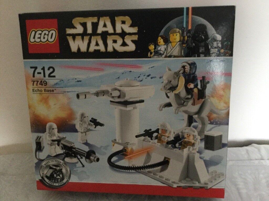 Lego star wars Echo Base 7749 NEUF