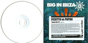 PICOTTO-VS-PAPINI-Gonna-Get-Ya-4-Track-Promo-CD-Marcel-Woods-Orig-Mixes