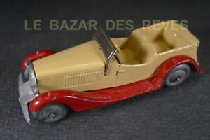 DINKY-TOYS-FRANCE-Cabriolet-4-places-24-G-1940