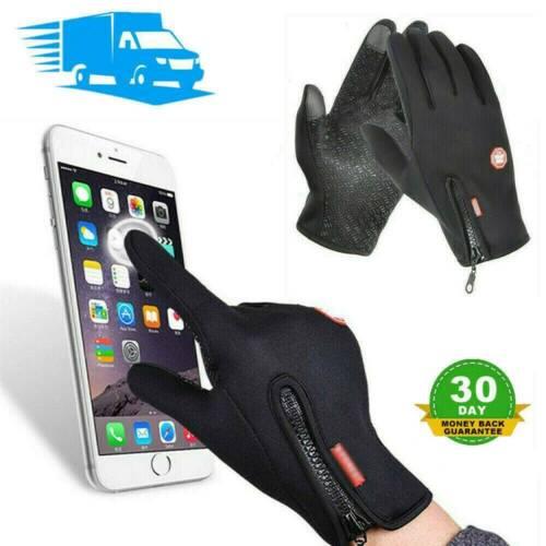 Men Women Winter Warm Gloves Windproof Waterproof Thermal Touch Screen Mittens..