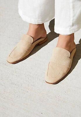 Free People Loafers 40 / 9.5 Tan Beige