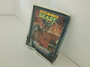 New factory Sealed Shadow of the Beast (Lynx, 1992) W/crushed box A18