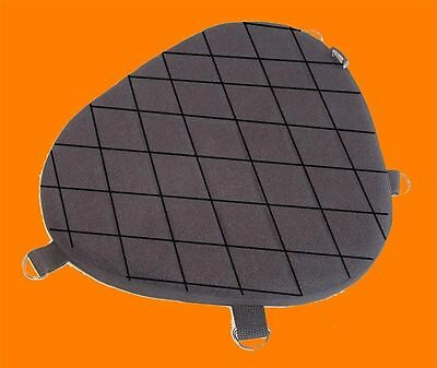 Motorcycle Gel Pad Driver Seat Cushion for Harley Davidson XL1200C Sportster Custom
