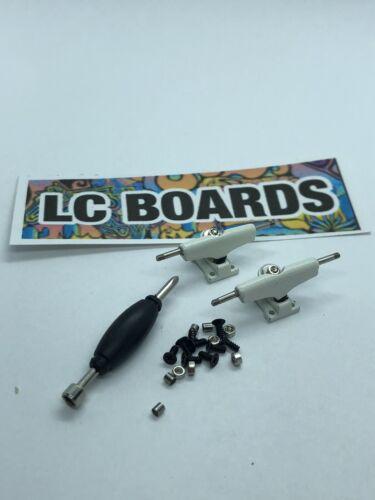 LC planches touche camions 32 mm blanc haute qualité NEUF de la marque Free Sticker