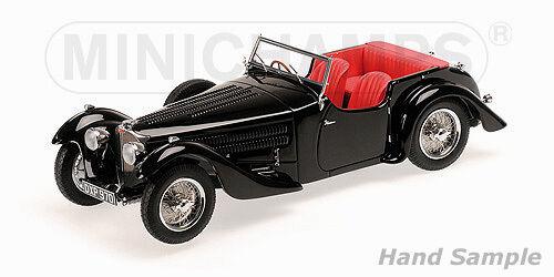 Minichamps 107110430 - BUGATTI TYPE 57C CORSICA ROADSTER - 19381/18