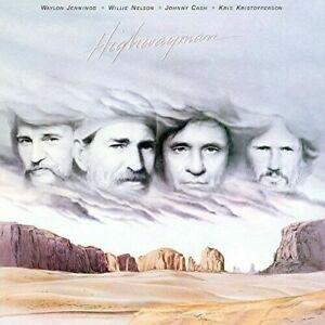 THE-HIGHWAYMEN-Highwayman-Gold-Series-CD-NEW-Waylon-Jennings-Johnny-Cash