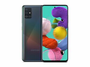 Samsung A51 A515W 64GB/A515U 128GB Black Unlocked 6.5'' display Smartphone