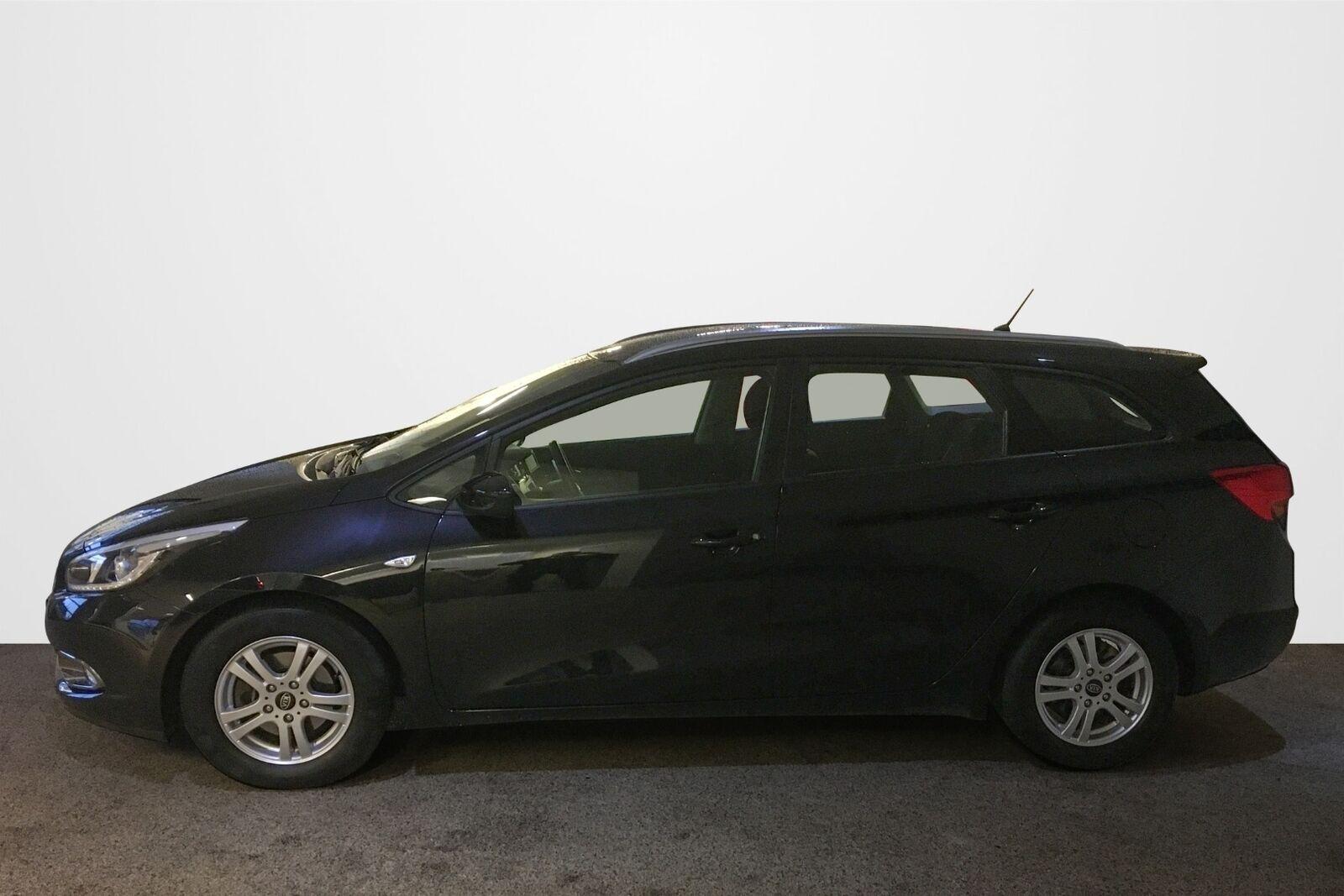 Kia Ceed 1,4 CVVT Style+ Clim SW - billede 1