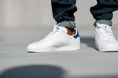 Adidas Originals Gazelle Leather White
