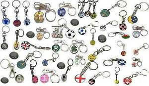 SHOPPING-TROLLEY-TOKEN-1-COIN-KEYRING-LOCKER-TOKENS-TROLLY-KEYRING-CHOOSE-QUANt