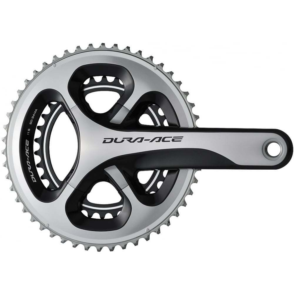 Shimano FC-9000 Dura-Ace double chainset - HollowTech  II 177.5 mm 52   36T  save up to 70%