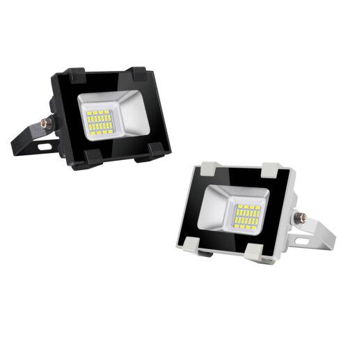 LED Fluter 10W 50W 100W 300W Flutlicht Scheinwerfer Strahler Mit Bewegungsmelder