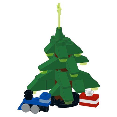 Holiday//Christmas P03 Weihnachtsbaum LEGO®