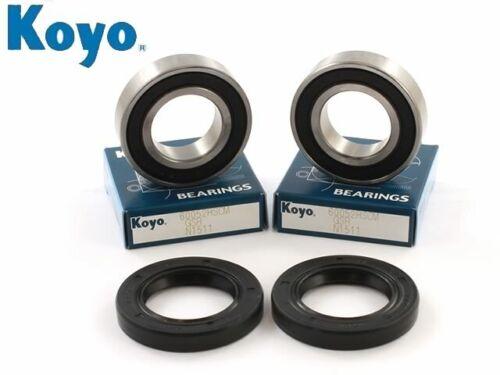 Aprilia RSV Mille 1000 2001-2003 Genuine Koyo Front Wheel Bearing /& Seal Kit