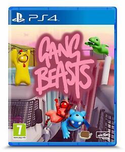 NUOVO-E-SIGILLATO-Gang-BESTIE-Sony-Playstation-4-PS4-Gioco
