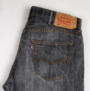 Levi's Strauss & Co Hommes 501 Jeans Jambe Droite Taille W38 L32 AKZ530