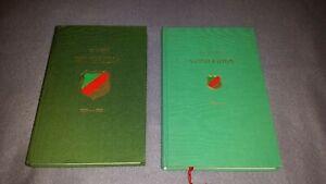 2x-altes-Buch-100-125-Jahre-Winfridia-KDStV-katholische-Studentenverbindung