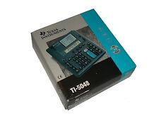 Texas Instruments TI-5048 Taschenrechner Calculator Paper Free               *78
