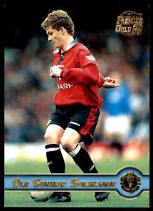 Merlin Premier Dorado 1996-1997 Manchester United Ole Gunnar Solskjaer #88