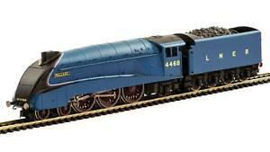 HORNBY R3395TTS LNER 4468 MALLARD A4 4-6-2 STEAM LOCOMOTIVE - DCC TTS SOUND
