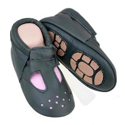 Bello Pantofole's Baby Scarpe Pantofole Liya - #634 Estate Magari Stelle-