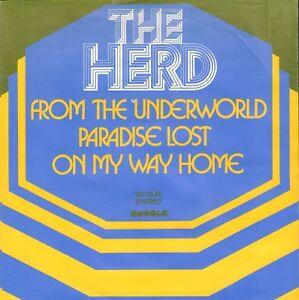 HERD-THE-From-The-Underworld-1972-REISSUE-VINYL-SINGLE-7-034-HOLLAND