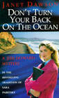 Don't Turn Your Back on the Ocean by Janet Dawson (Paperback, 1995)