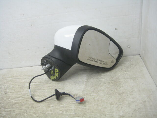2011 2012 2013 Ford Fiesta Passenger Right Side View Door Mirror Heated OEM