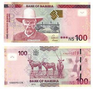 ND 2002 20 dollars Namibia UNC /> Antelopes P-6