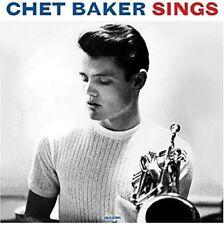 Chet Baker - Chet Baker Sings (Blue Vinyl) [New Vinyl] Blue, Colored Vinyl, 180