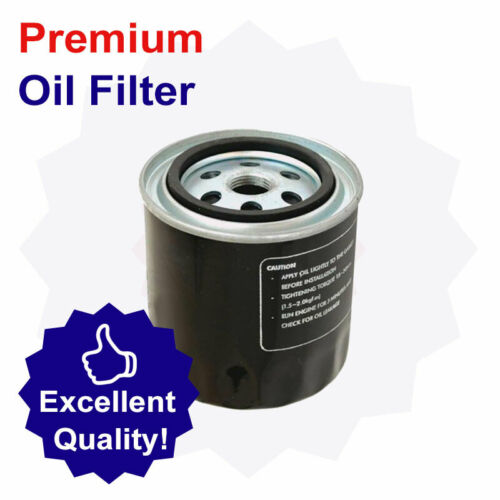 09//01-01//04 Premium Filtre à huile pour Suzuki Grand Vitara 2.7