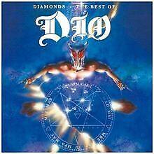 Diamonds-The-Very-Best-of-Dio-von-Dio-CD-Zustand-gut