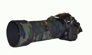 NIKON-70-200mm-f4-AFS-VR-OBJECTIF-Neoprene-HOUSSE-PROTECTION-PREMIUM-Champ