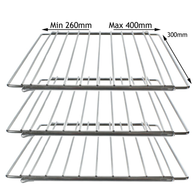Universal Extendable Caravan Cooker Oven Fridge Shelf Rack Bompani Spinflo