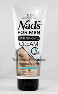 The Original Nad S Hair Removal Cream For Men New Formula And