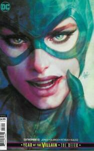 Catwoman-13-Card-Stock-Variant-Cover-DC-Comics-2019-NM-9-6
