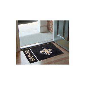 Details About Fanmats New Orleans Saints Starter Rug 20 X30 8252