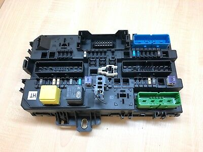 vauxhall astra mk5 h zafira b rear electric control fuse box ... astra h rear fuse box astra h cigarette lighter fuse ebay