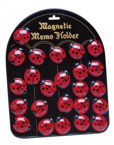 Magnethalter Marienkäfer