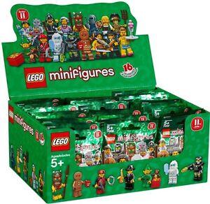 Lego Serie 11 boite de 30 neuve scellee 71002 x30 new sealed box