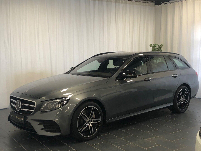 Mercedes E350 d 3,0 AMG Line stc. aut. 5d - 599.900 kr.