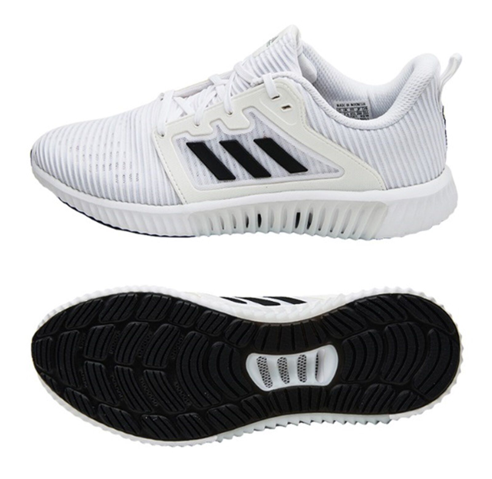 Adidas Men Climacool VENT Training Shoes Running White Sneakers Shoe CG3914
